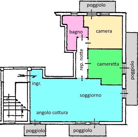 Roana vi centralissimo errezeta immobiliare for Immobiliare roana