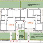 Planim. scoperti giardini unità A e B