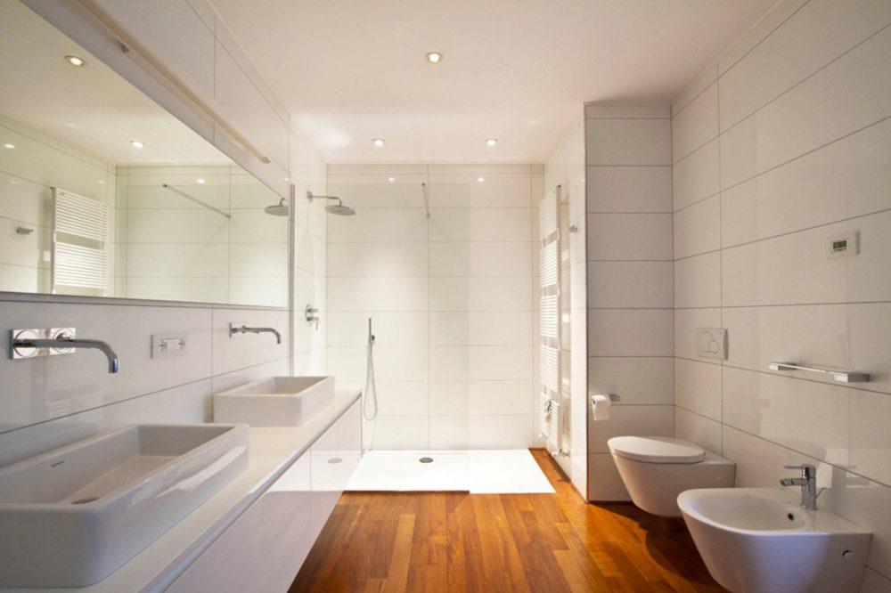 bagno attico