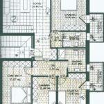 planim. app. C2 Bembo piano primo – soggiorno e camere