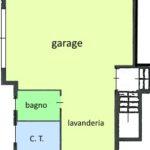 Villa Marisa garage
