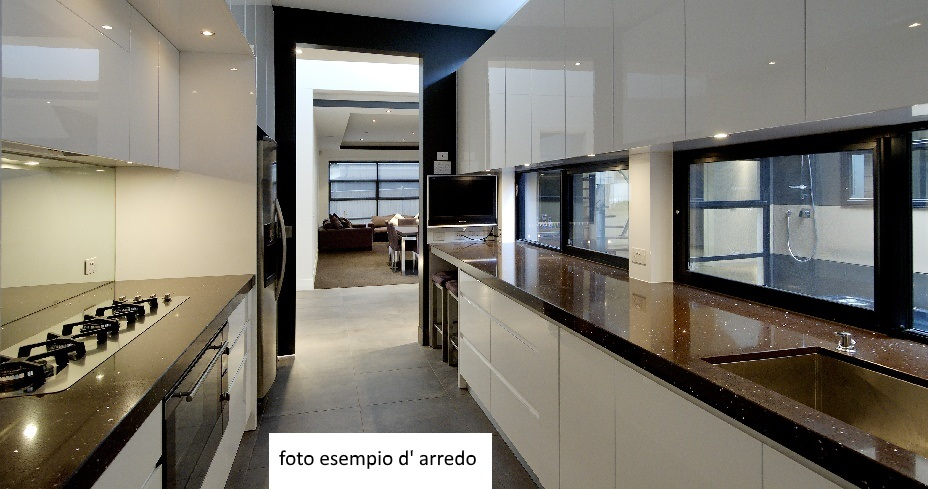 interni cucina separata