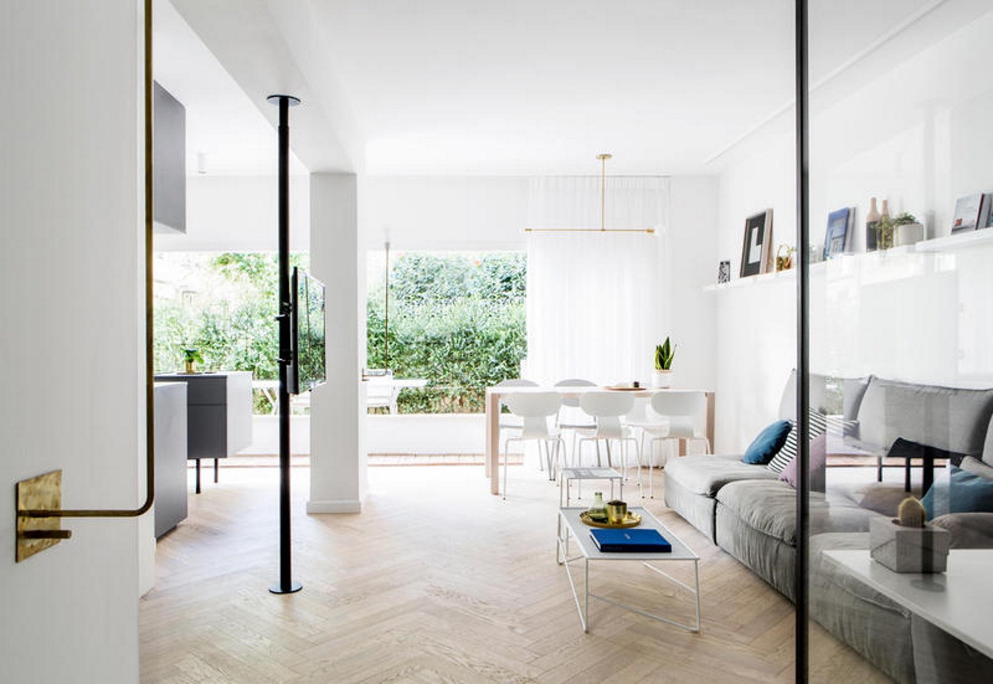 Arredare casa di 40 mq home design e interior ideas for Oggetto design casa