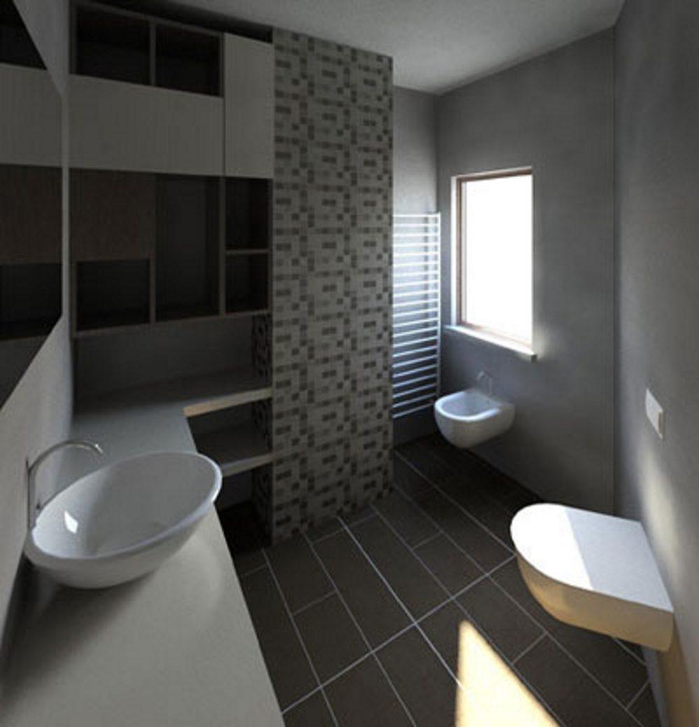Padova zona sacra famiglia vendesi mini appartamento - Progetto bagno piccolissimo ...
