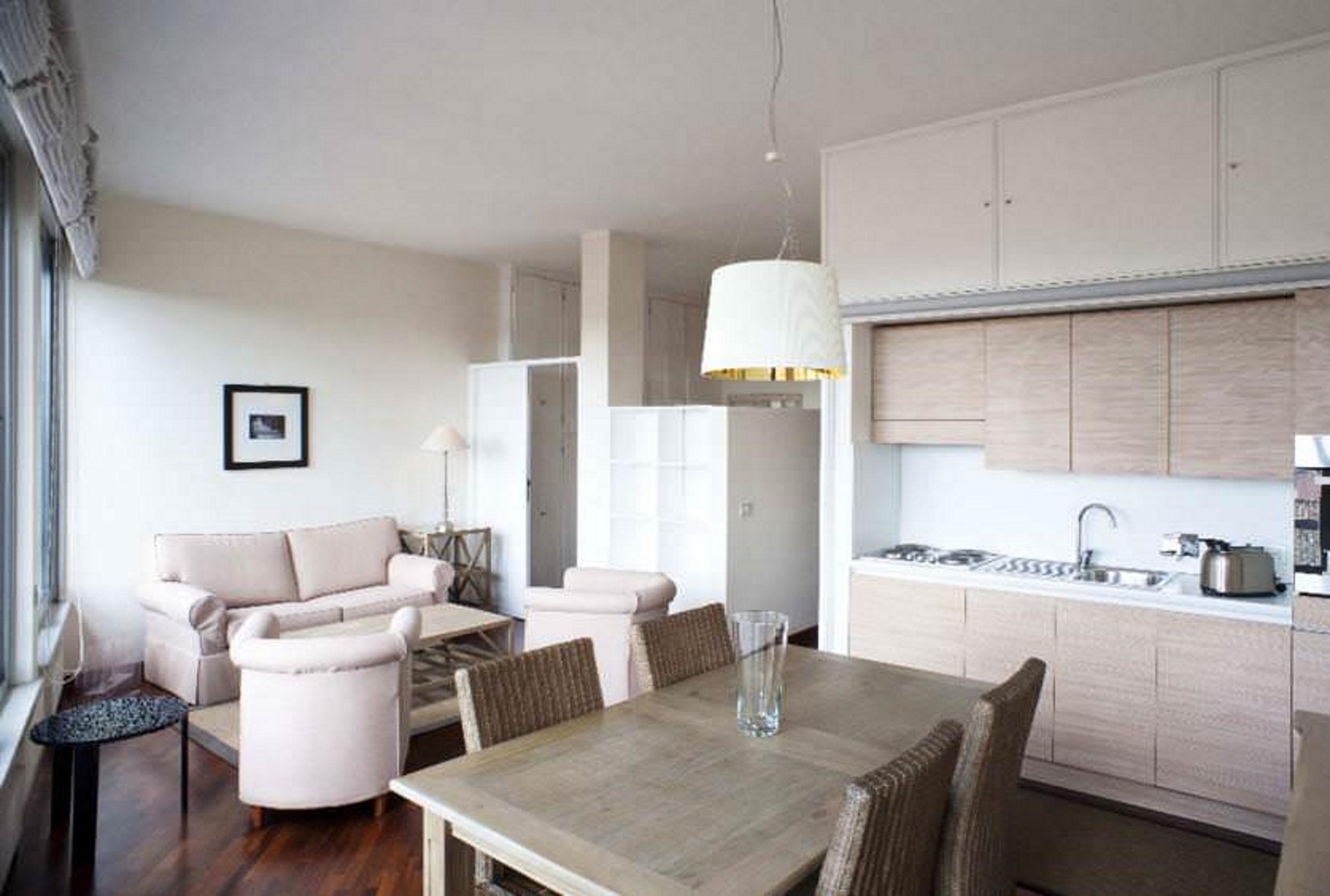 Legnaro rif b5 vendesi appartamento 2 camere errezeta - Soggiorno cucina a vista ...