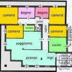 planim. color sub 1 piano primo Scorzoni