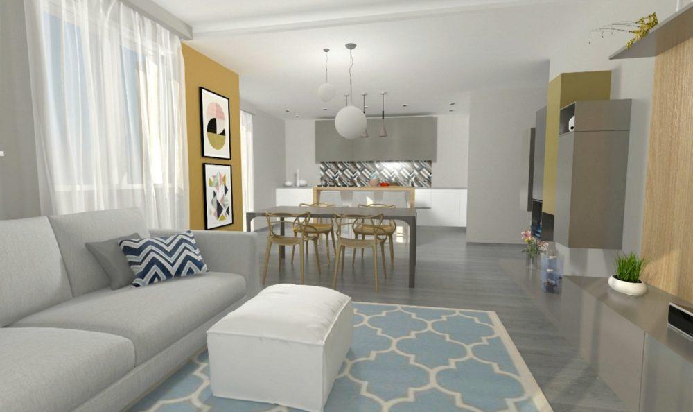app. BE 1 soggiorno_cucina