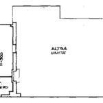 2 plan. garage Torreglia