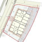 Planim. giardino 3 camere Legnaro