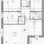 Planimetria app. P.T. giardino 257