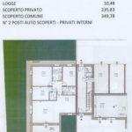 plan. con giardino app. P.T. 257