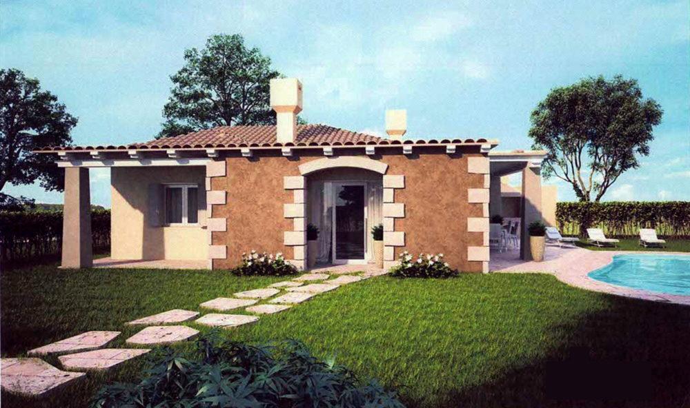 Villa Eleonora render 1