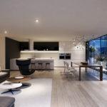 soggiorno-moderno-parete-vetro-illuminazione-led
