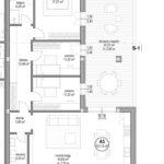 App. A3-A8 Piano primo e secondo 3 camere