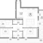 App. A6 – A11 Piano primo e secondo 3 camere