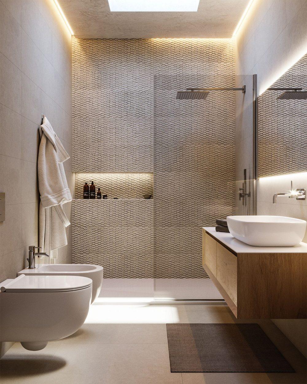 Render bagno app. L2